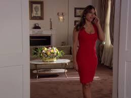 Diana Elizabeth Hurley Gossip Girl red ...