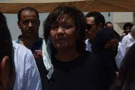 خروج جثمان دلال عبد العزيز من مسجد المشير إلى مقابر الوفاء والأمل | صور  وفيديو - بوابة الأهرام
