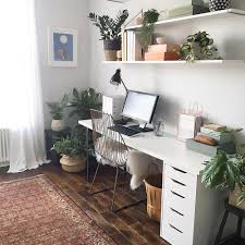 Interesting Old Hard Wood Flooring with Amazing Red Color Area Rugs and  Unique Computer Desk West