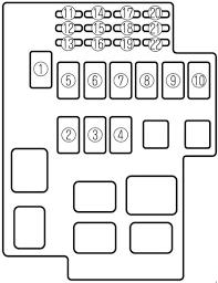 mazda millenia fuse box diagram mazda automotive wiring diagrams 1997 Mazda Protege Fuse Box Diagram mazda millenia (1995 2002) fuse box diagram fuse diagram mazda millenia 1997 mazda protege fuse box location