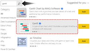 Power Bi Gantt Chart How To Create Gantt Chart In Power Bi