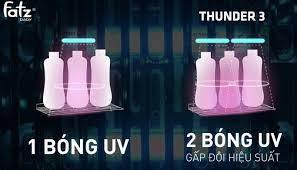 Máy tiệt trùng sấy khô UV - Thunder 3 - FB4713TN