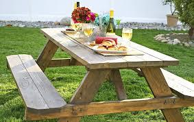 diy picnic table easy picnic table diy picnic table separate benches diy picnic table