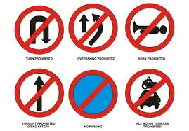 Road Safety Chart In India Shant Bharat The Road Signs Safety Signs
