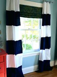 navy striped curtains navy blue and white striped curtains blue white striped curtains blue white striped