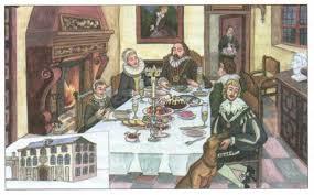 Германия в веке Новая история Реферат доклад сообщение  В доме богатых немецких дворян xvii в