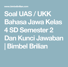 Penilaian tengah semester (pts) ii / genap. Kunci Jawaban Buku Paket Bahasa Jawa Kelas 7 Kurikulum 2013 Kanal Jabar