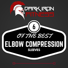The 6 Best Elbow Compression Sleeves That Buyers Love Dark