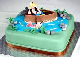 Fish Birthday Cake Ideas S Homemade Ing