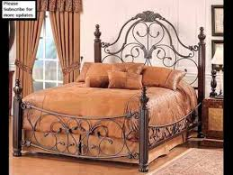 iron bed furniture. Iron Beds | Metal \u0026 Bed Frame Ideas Bedroom Interior Picture - YouTube Furniture