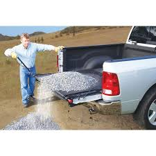 haul master 60800 truck bed cargo unloader for the yards of dirt