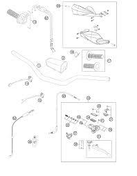 2012 ktm 450 smr handlebar controls parts best oem handlebar controls parts diagram for 2012 450 smr motorcycles