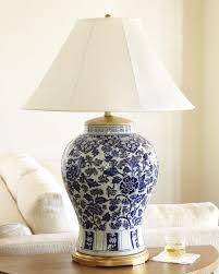 ralph lauren ginger jar table lamp neiman marcus