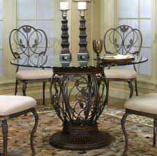 best glass top pedestal dining table