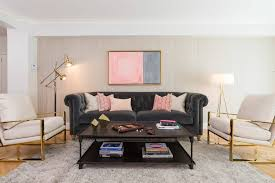 captivating living room design tufted. Gray Tufted Sofa Grey With Nail Heads Rolled Arms Central Florida Captivating Sectional Living Room Design P