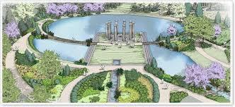 huntsville botanical garden master plan