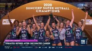 Super Netball 2020: Allie Smith caps off stellar debut season | Geelong  Advertiser
