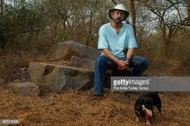 Pradip Krishen, former filmmaker and author of the book \ News Photo -  Getty Images