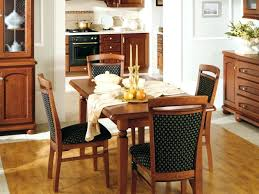 staggering traditional solid wood dining table 4 chairs room furniture set din image concept