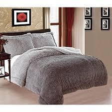 queen sherpa blanket. Wonderful Blanket 3 Piece Queen Sherpa Blanket Soft Cozy And Warm Winter Throw Bed Blankets  Grey For N