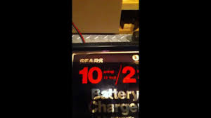 sears classic car battery charger sears classic car battery charger