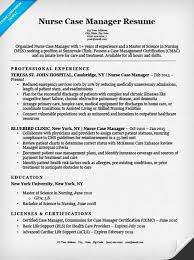 sample case manager resumes nurse case manager resume sample resume companion