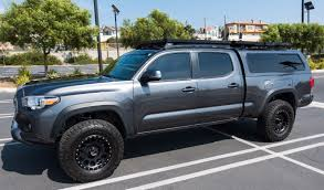 2016 Tacoma Trd Off-road Double Cab Long Bed - King Shocks ...
