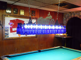 image of creative pool table lights