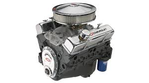 350/290 HP Small Block Crate Engine | Chevrolet Performance