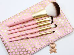too faced brushes. teddy bear brush set too faced brushes