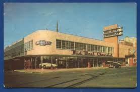 1953 Mid West Chevrolet Dealership Tulsa Oklahoma Chevrolet Dealership Tulsa Car Used Car Lots