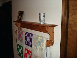 wall quilt rack wall hanging quilt rack and shelf free wall mounted quilt rack plans