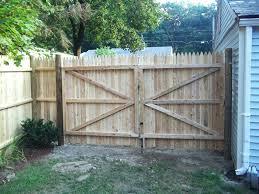 wood fence gate ideas good wooden fence gates ideas simple ways to make regarding wood gate plan 6