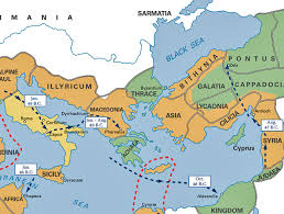 The Roman Empire Explained In 40 Maps Vox
