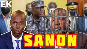 Christian Emmanuel Sanon anba kod nan ...