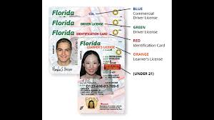 Licenses Roll Cards In 's Out Driver Id Florida New August To Wftv Rq161