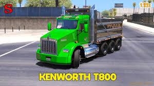 Kenworth T800 Interior Lights Kenworth T800 2016 Interior V1 1 1 34 X For Ats