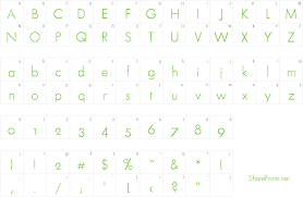 Futura Light Webfont Download Free Font Futurarener