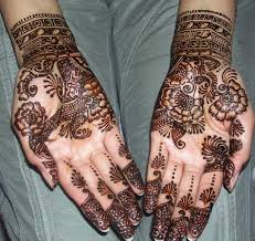 Top Arabic Mehndi Designs For Hands Arabic Hand Mehndi Designs