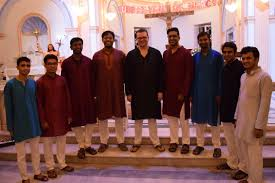 a year with the bangalore men serenade