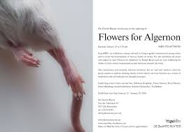 flowers for algernon expo isbn cissie