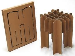 diy make your own cardboard stool