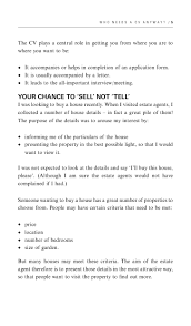 Estate Agent Cv No Job Experience Resume Template Write A Cv With No Job Experience