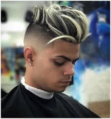 Meche Blonde Homme Modèles Coupe De Cheveux Homme Blond