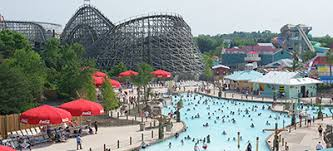 Hurricane Harbor Ca Working At Six Flags
