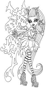 Small Picture monster high coloring pages bonita femur Google Search
