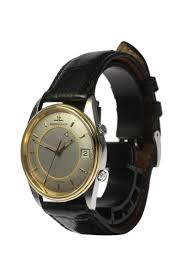 jaeger le coultre note box 141 012 5 alarm manual mens external leather belt antique pre owned reebonz myanmar