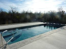 Fiberglass pool cost might be a little more, but you will save it in peace