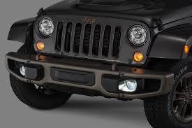 Mopar Fog Lights Jeep Wrangler Mopar Led Fog Lamps