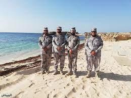 جريدة الرياض | قائد حرس حدود فرسان: حدودنا البحرية آمنة.. وأهلا بزوار الشتاء